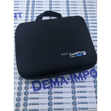 Custodia rigida di alta qualità per fotocamere action.gopro compatibili sagoma