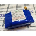 BATTERIA RICAMBIO BALANCE BOARD HOVERBOARD MONOPATTINO 20 CELLE 36V 4.4Ah