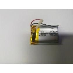batteria a litio di polimeri 320 mha