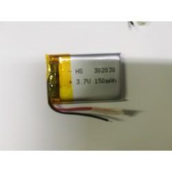 batteria 150 mha litio di polimero