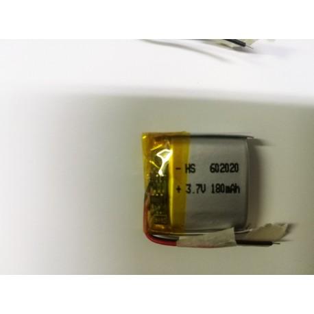 BATTERIA LiPo polimeri Li-Ion Batteria Cella per GPS MP3 3.7 v 180mha