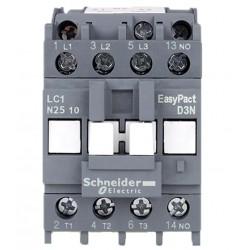 Schneider Electric LC1N2510M5N bobina 220VAC contattore relè EasyPact D3N 3P 25A