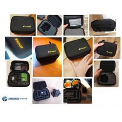 SHOOT custodia portatile Action Camera per GoPro Hero 10 9 8 7 Black 4K Sjcam