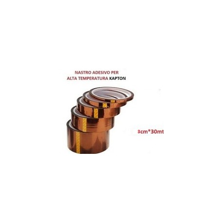 NASTRO KAPTON 10mm*30mt