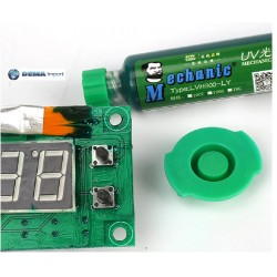 Mechanic UV fotosensibile maschera per saldatura inchiostro BGA PCB olio isolante