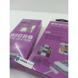 USB CAVO 1 METRO DI RICARICAMODEL:DW 253 IPHONE 4