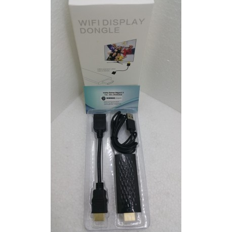 WIFI WIRELESS DISPLAY DONGLE AIRPLAY ADAPTER 1080P offerta promo