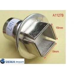 Ugello aria calda per la stazione ATTEN 8586 Modello A1127 diametro 19 x 19 mm