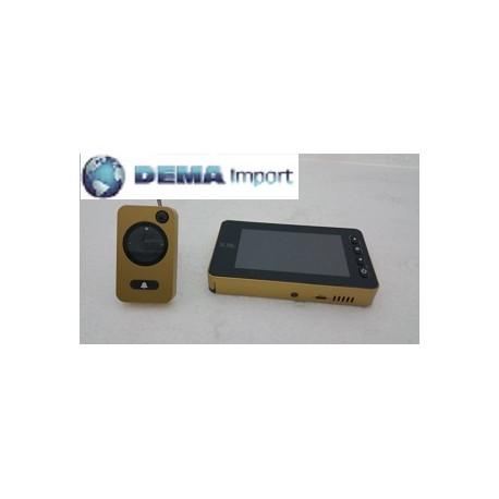 Vitel spioncino digitale elettronico porta telecamera - Spioncino porta con telecamera ...