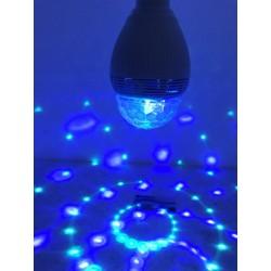 LAMPADINA MUSIC BULB LED CON BLUETOOTH + TELECOMANDO DISCO FESTE colori musica
